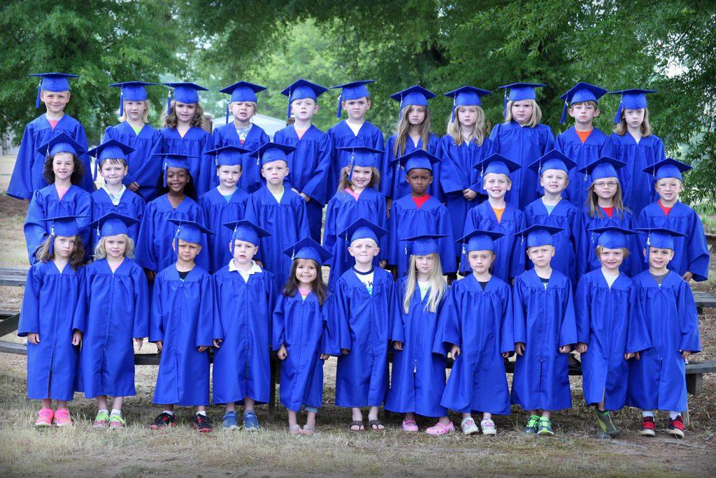 K5 Graduates 2016