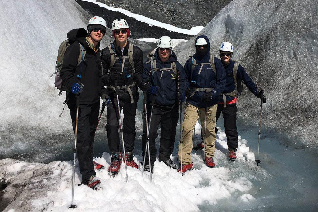 Senior Trip to Alaska